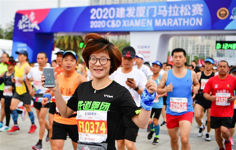 Will China's 'marathon fever' continue?