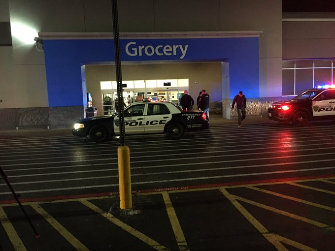 1 injured in supermarket shooting in US city of Houston