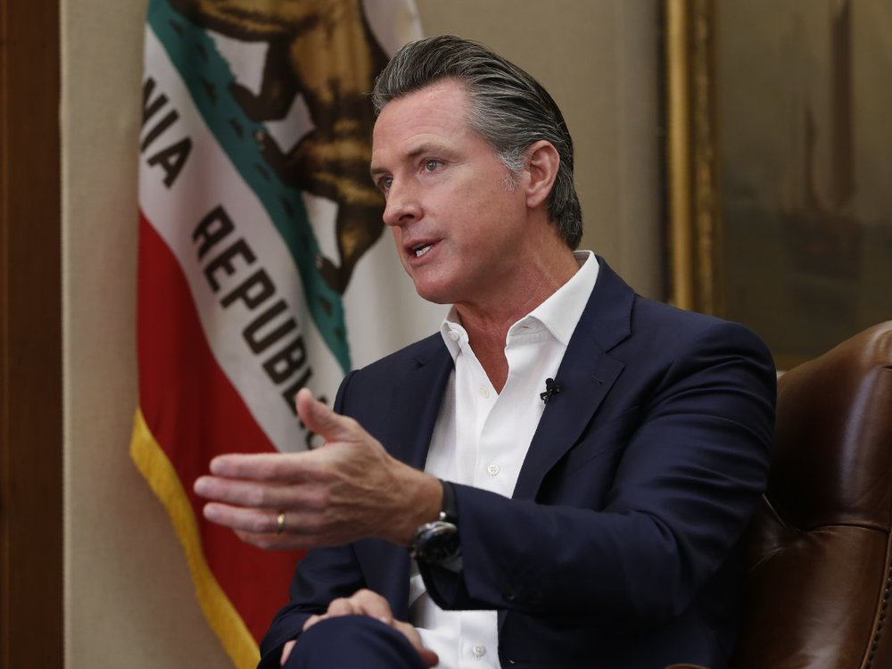 California governor targets homeless crisis in budget, order
