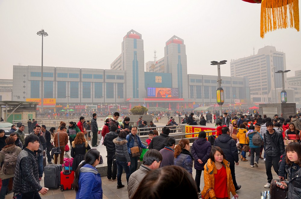 China ready for Spring Festival travel rush