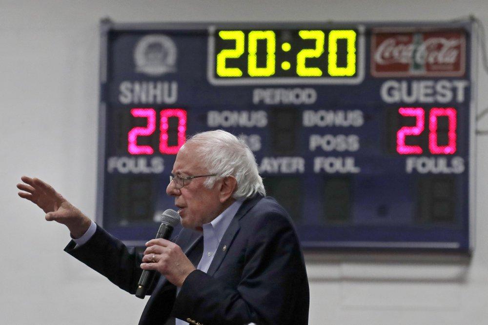 Fears of Sanders win growing among Democratic establishment