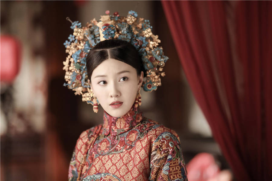 Chinese spinoff drama on royal affairs debuts on Netflix