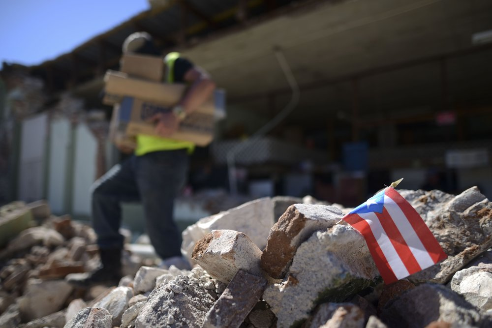 Trump signs emergency declaration for Puerto Rico after earthquakes