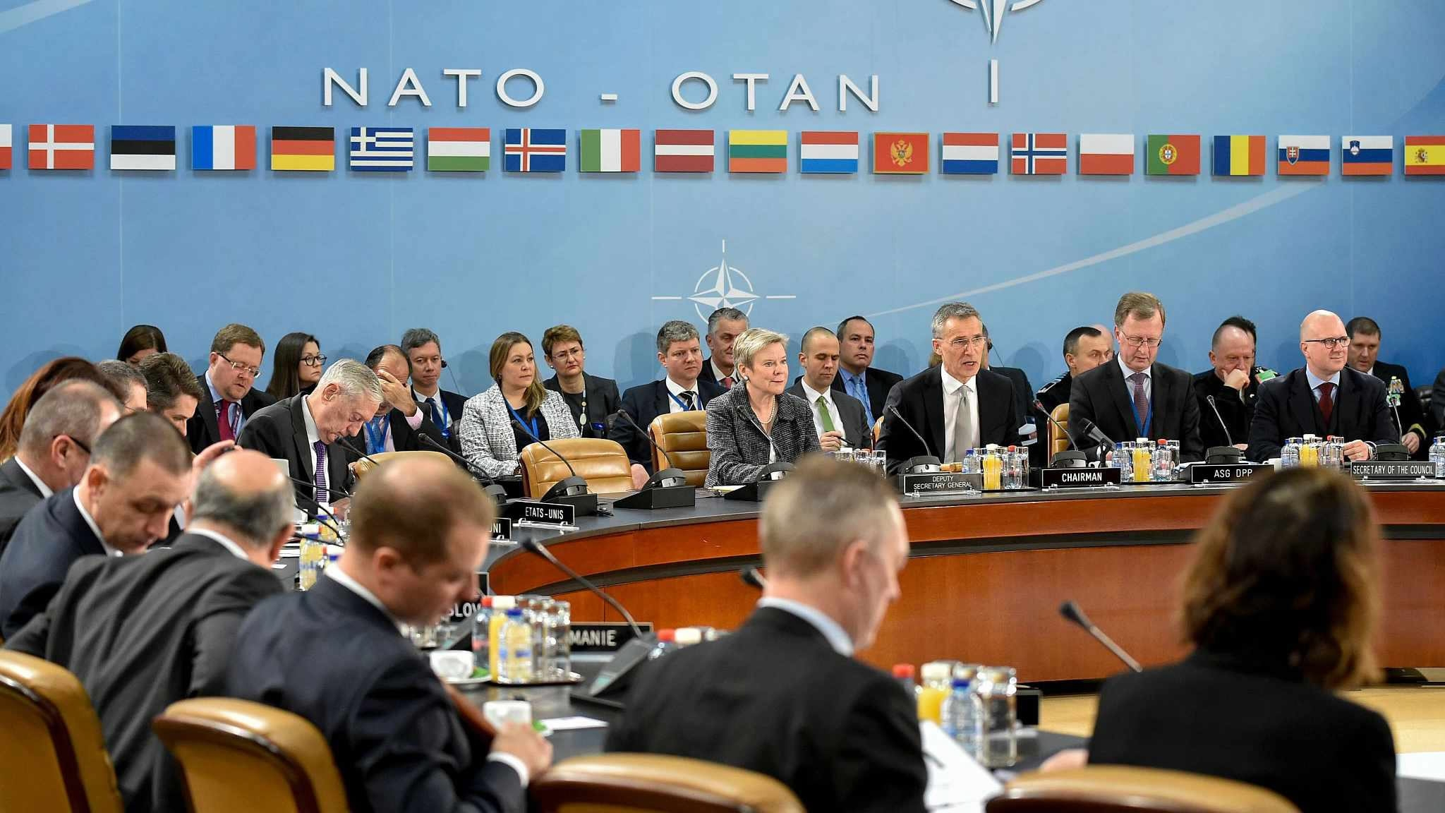 Rehashing Cold War cannot Band-Aid alliance
