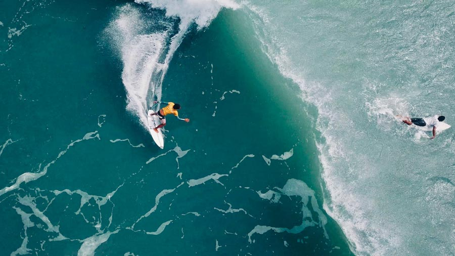 Riding a wave of success