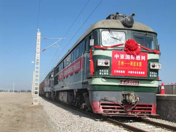 NW China province sees trade growth with B&R countries