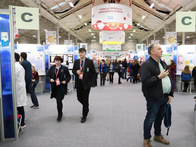BT Young Scientist and Technology Exhibition 2020 held in Dublin, Ireland