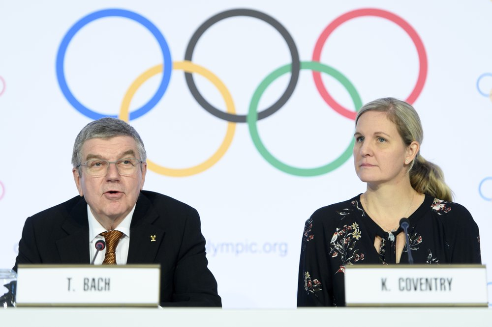 IOC details rules on political protests at Olympics