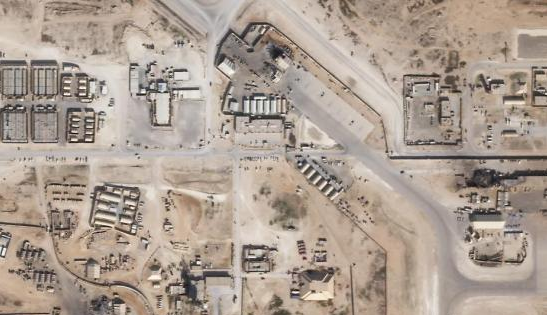Satellite photos show damage to Ain al-Asad base after Iranian missile attack