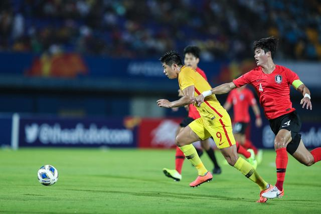 China lose 0-1 to South Korea in Asian U23 soccer championship