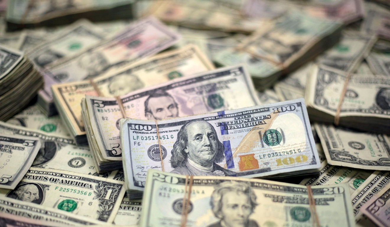 US dollar rises as geopolitical tensions ease