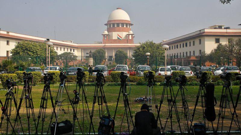 India's top court orders review of internet shutdown