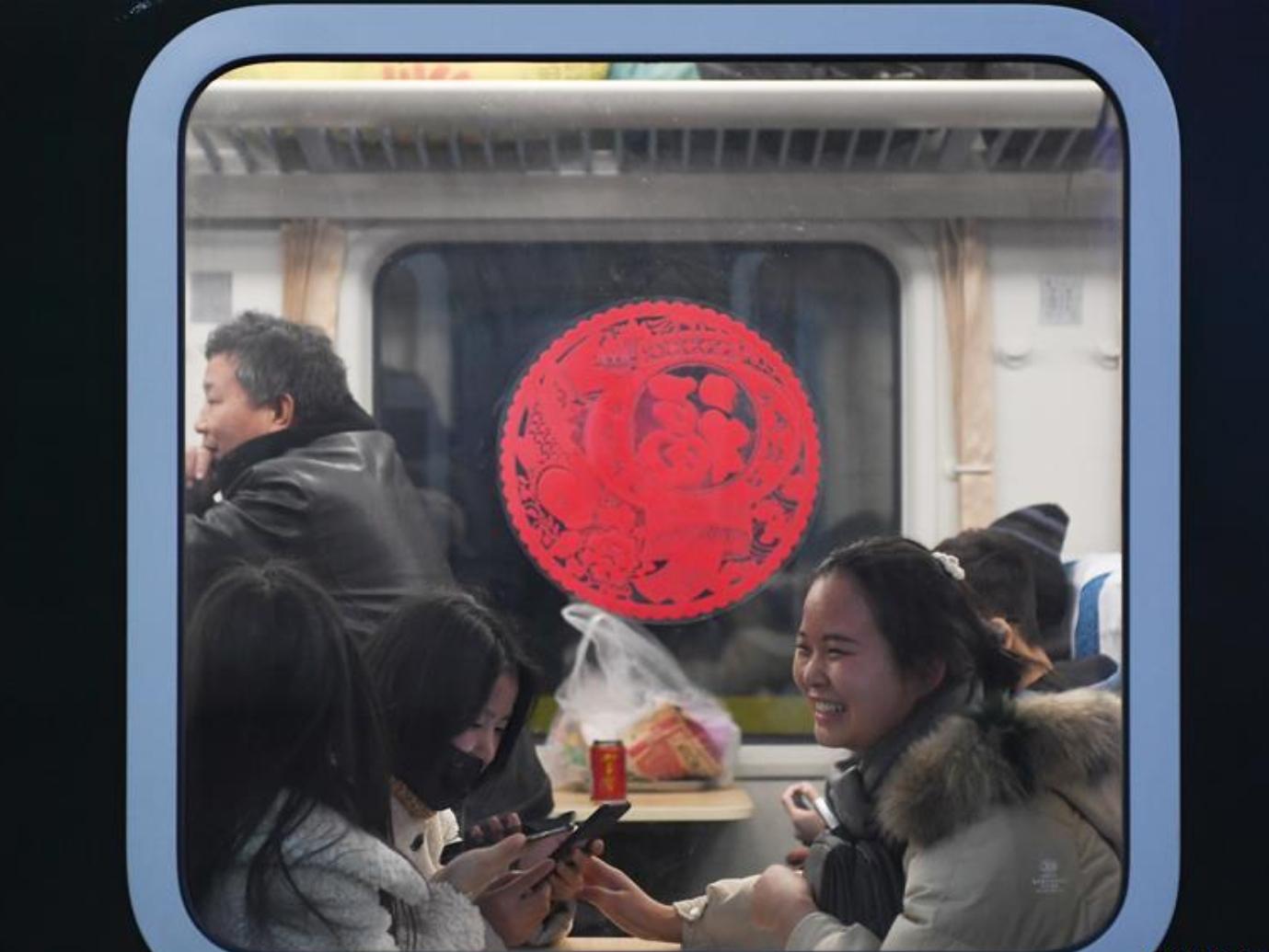 Spring Festival travel rush starts