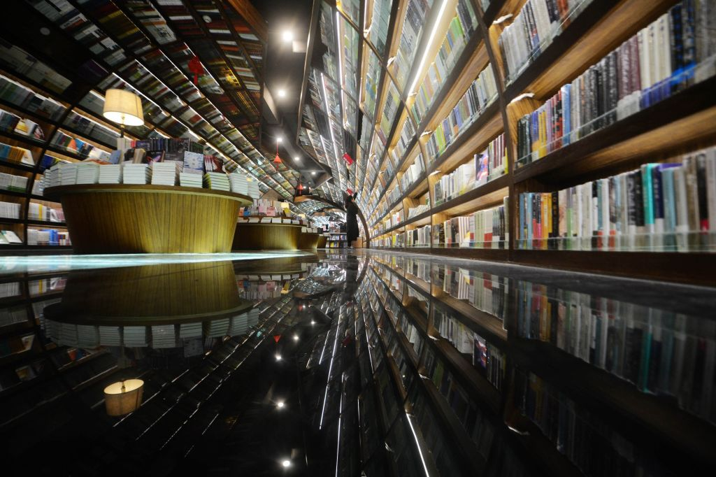 China has over 70,000 brick-and-mortar bookstores in 2019