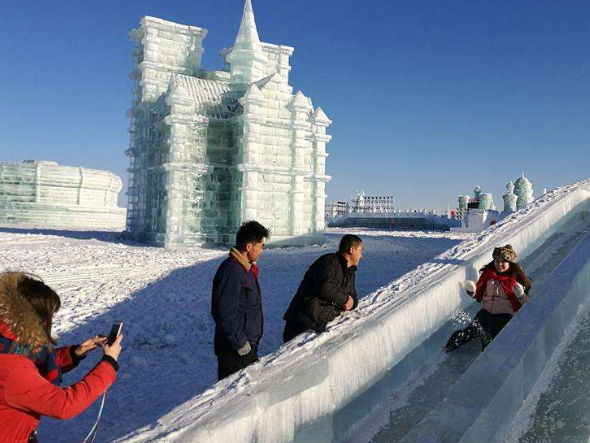 Ice and snow tourism becomes engine of winter tourism