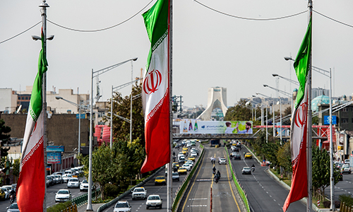 China can work with Russia, EU to save Iran nuclear deal