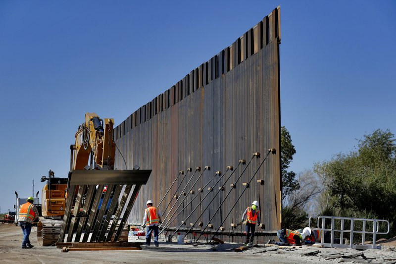 White House welcomes court ruling on border wall spending