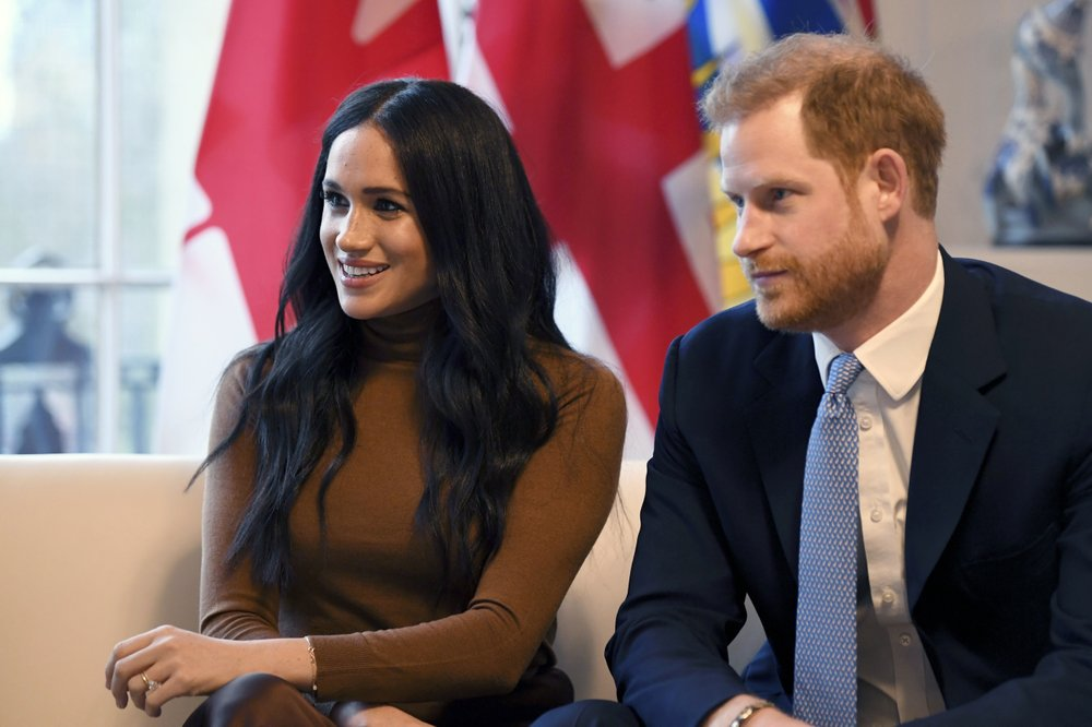 Prince Harry's wife Meghan returns to Canada amid royal storm