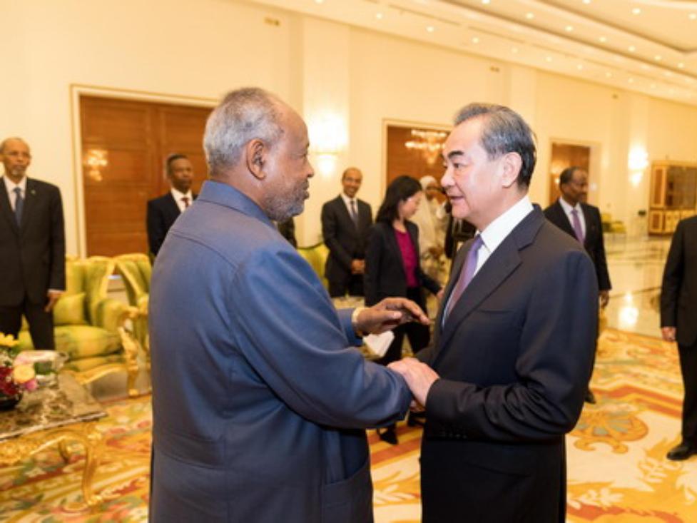 China, Djibouti to continue win-win cooperation