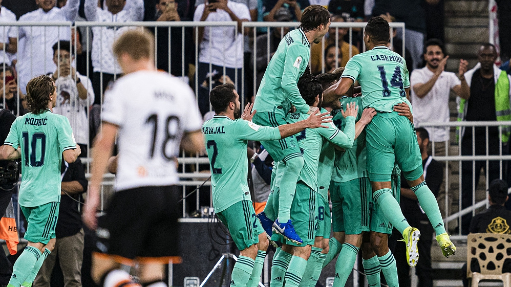 Kroos wonder goal helps Real Madrid through to Spanish Super Cup final