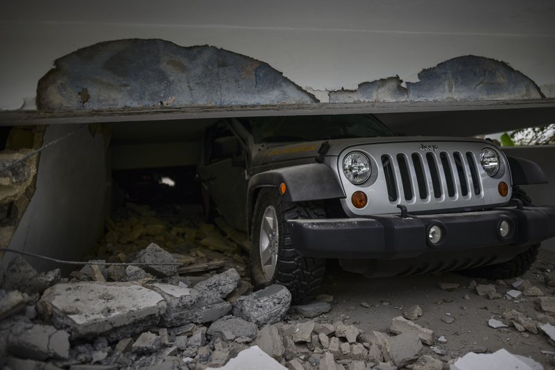 Puerto Rico earthquake aftermath deepens as govt seeks help