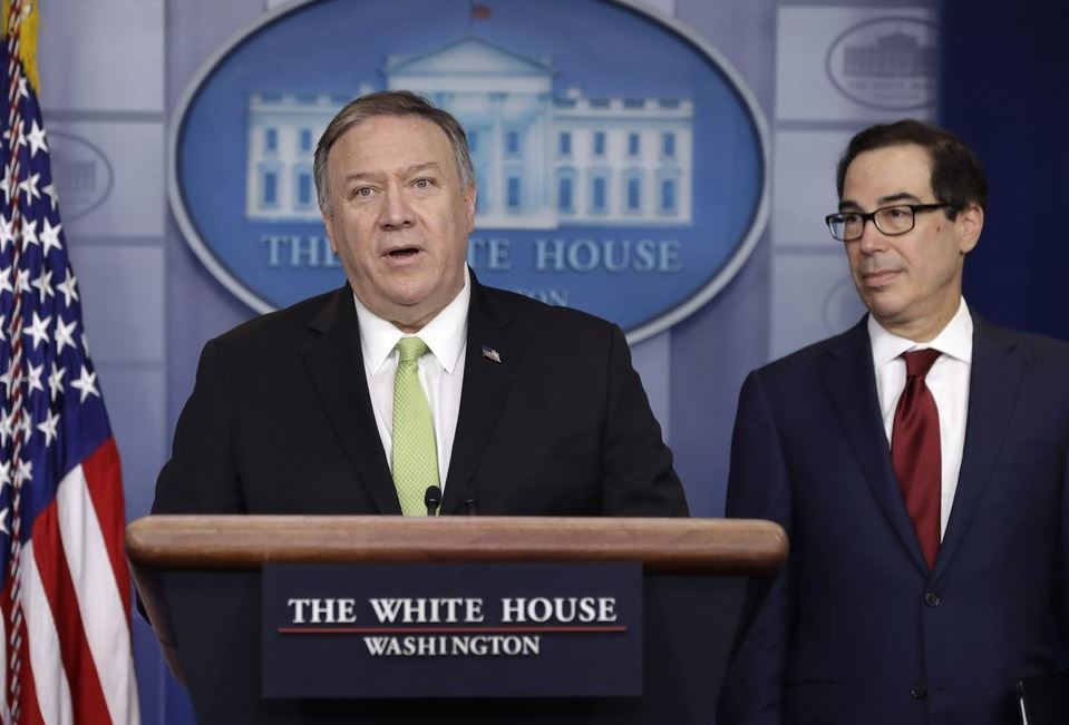 US adds more Iran sanctions, confronts doubts about threat