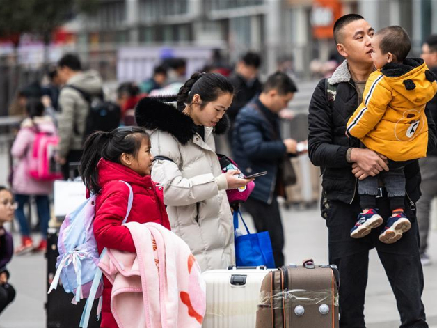 More young people set to travel for Spring Festival