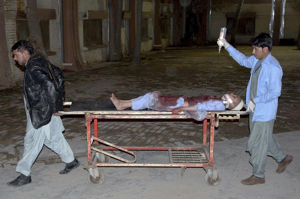Pakistan mosque blast kills senior police officer, 13 others