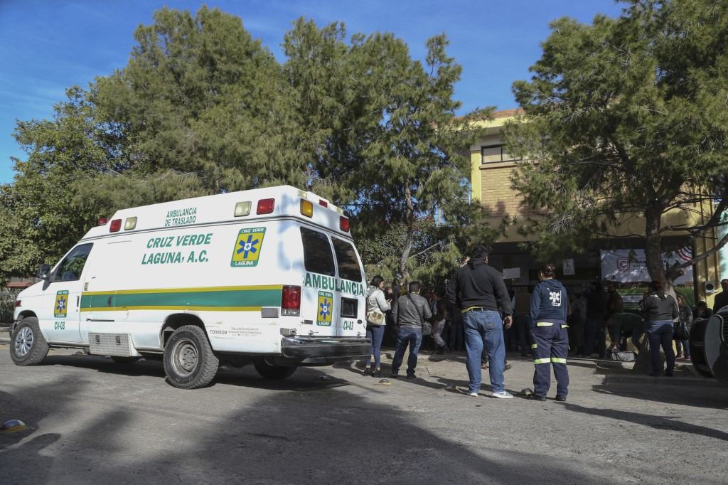 Student, teacher killed in Mexico school shooting