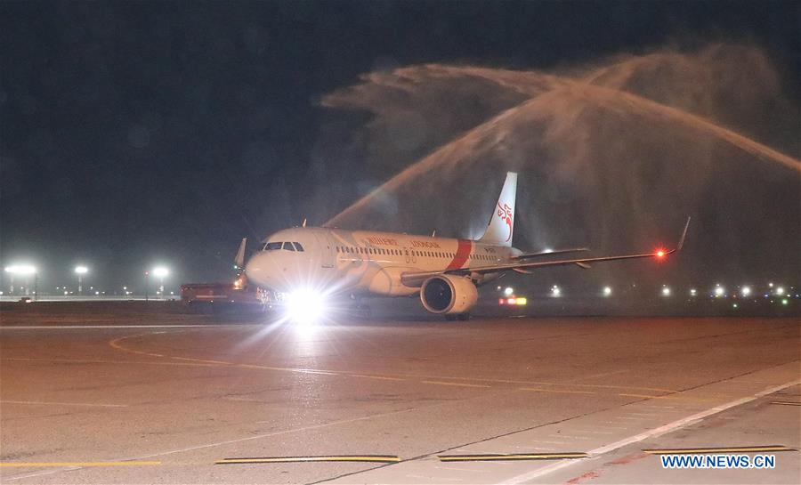 Direct air route links China's Chengdu, Uzbekistan's Tashkent