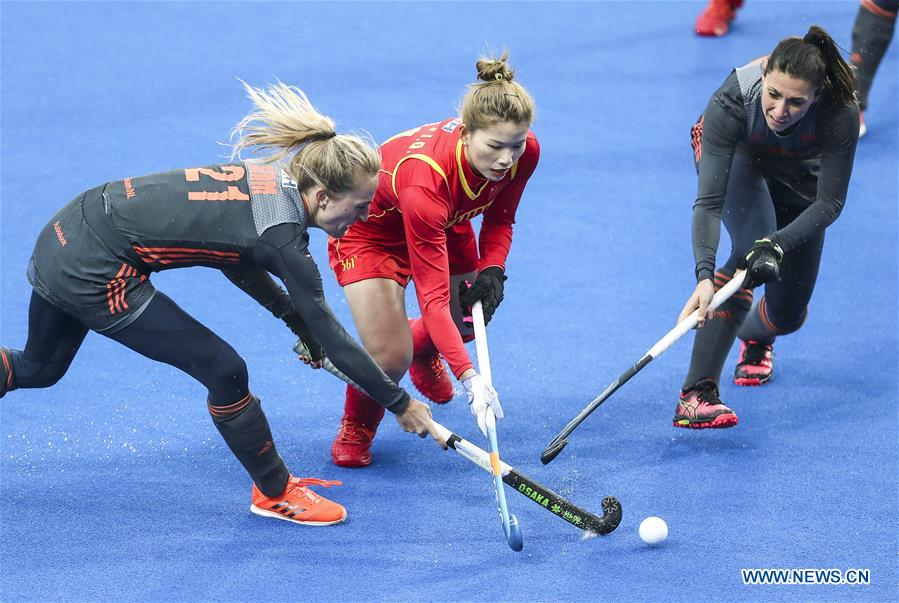 FIH Pro League 2020: China vs. the Netherlands