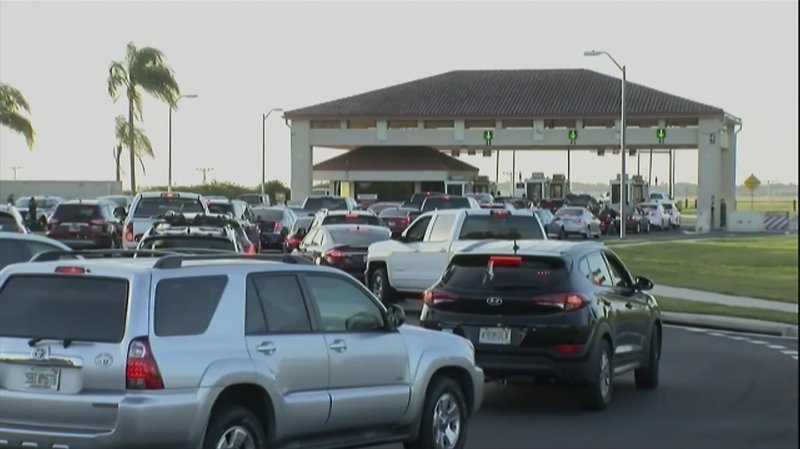 MacDill AFB on brief lockdown after report of armed suspect