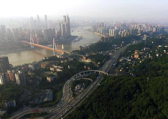 China's Chongqing pushes up industrial transformation, upgrading