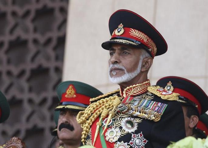 Xi sends condolences over passing of Oman's Sultan Qaboos