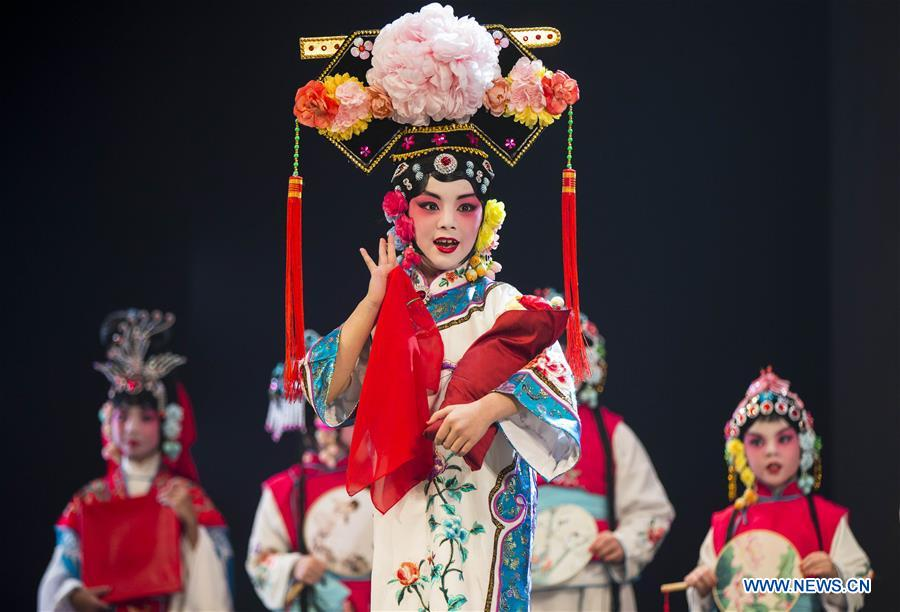 2020 Happy Chinese New Year Chinese Opera Gala held in Toronto, Canada