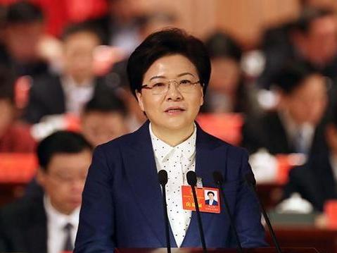 Han Liming elected mayor of Nanjing