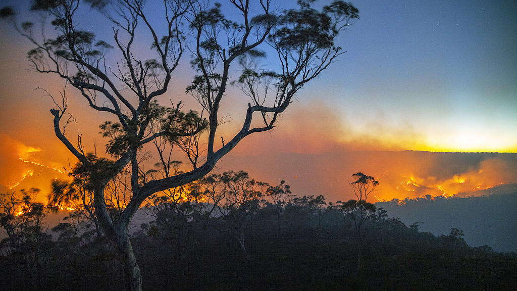 Australian PM open to increasing emissions reduction target in response to bushfires