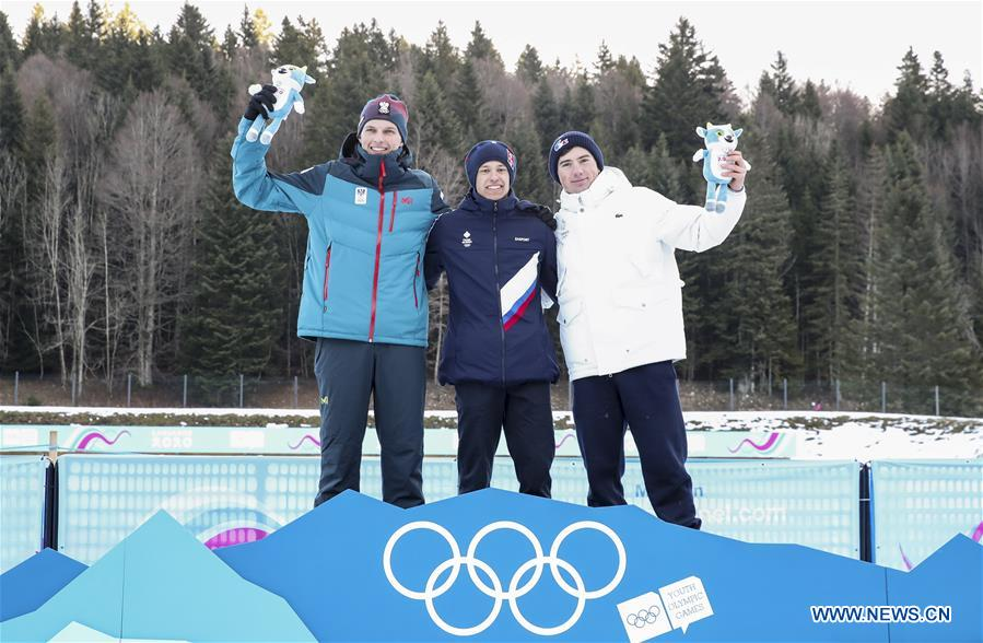In pics: 3rd Winter Youth Olympic Games