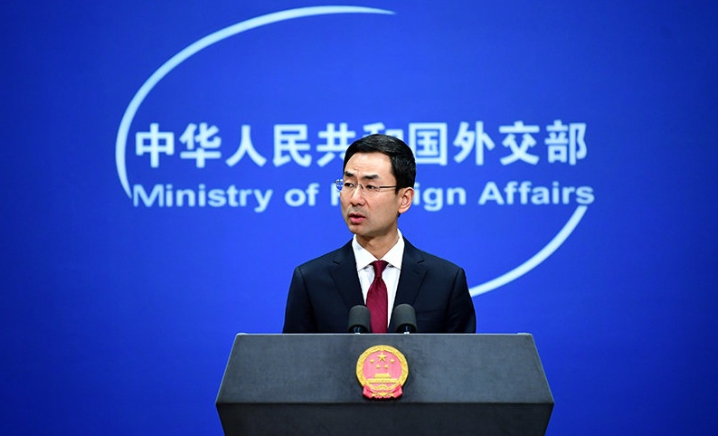 China urges US to suspend sanctions on Iran-based Chinese firms