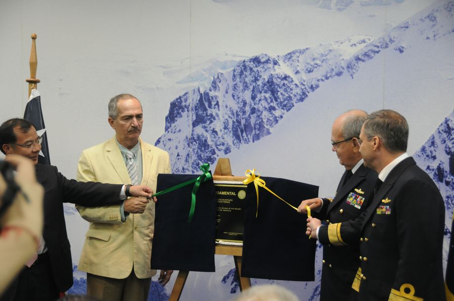 Brazil to reopen Antarctic research station