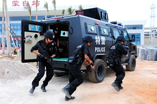 Kidnapper shot dead in north China