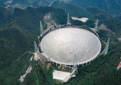 China commences operation of world's largest radio telescope
