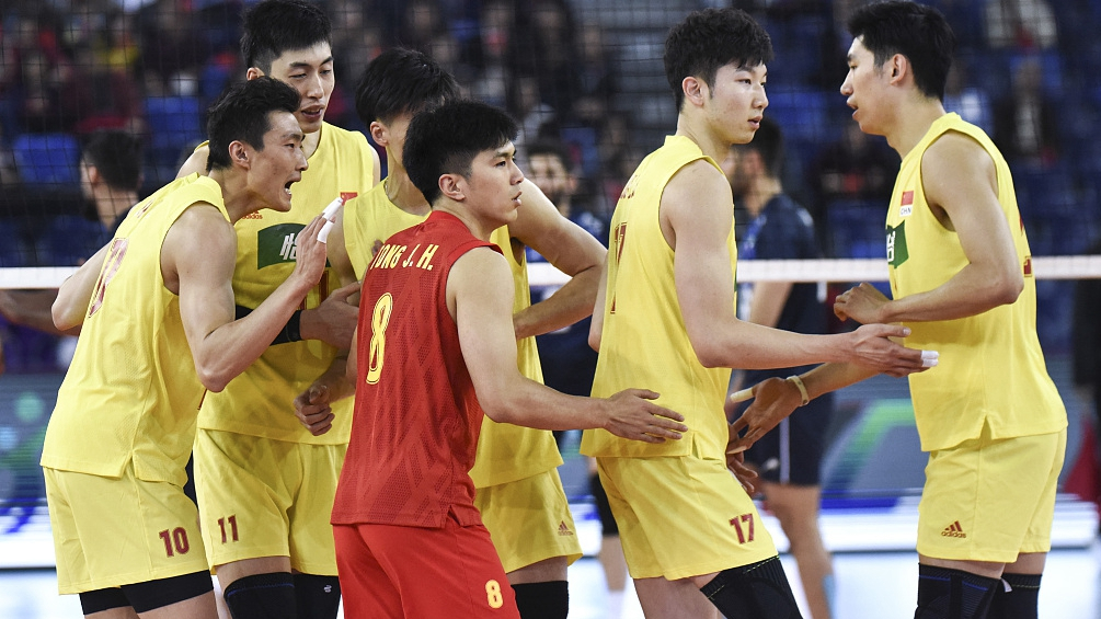 Men's volleyball: China restore expectation and hope despite missing out on Tokyo Olympics