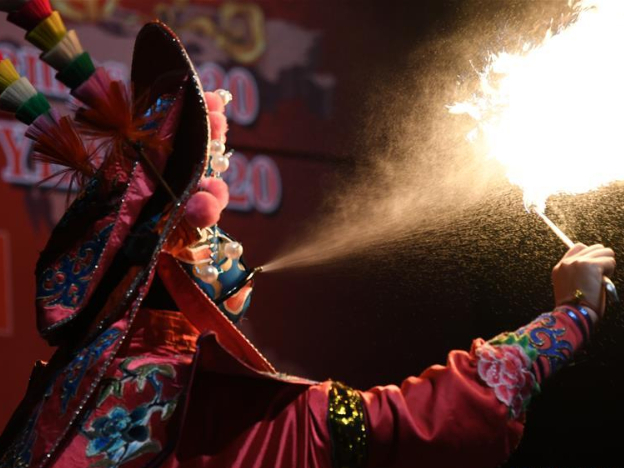 Chinese embassy in Tunisia holds cultural show to celebrate Chinese New Year