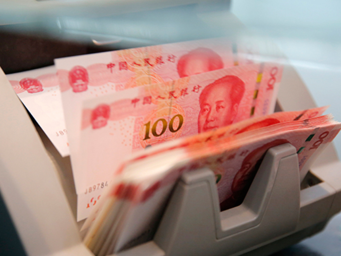 Overseas holdings of Chinese bonds top 2.2 trln yuan as of December