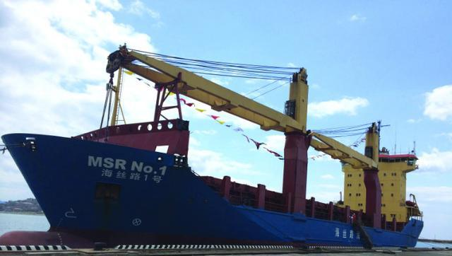 Chinese city steps up corridor building to Russian port
