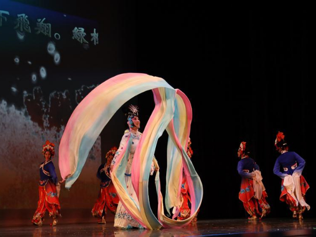 Annual Spring Festival gala staged in US Houston