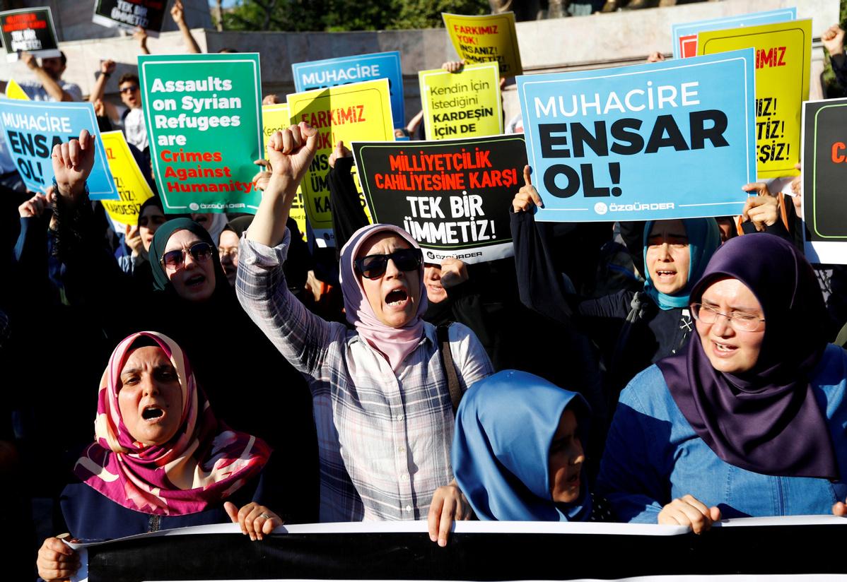 Germany seeks to preserve Turkey-EU deal