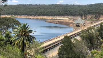 Inflow to Sydney drinking water supply at lowest level ever