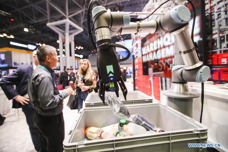 NRF 2020 Vision: Retail's Big Show held in New York